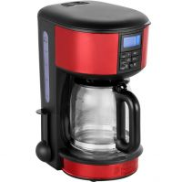 Russell Hobbs Legacy 20682 Filter Coffee Machine with Timer - Red