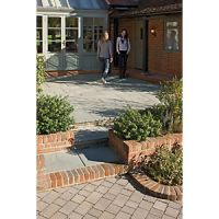Marshalls Coach House Riven Heathland Mixed Size Paving Patio Pack B - 9.7 m2