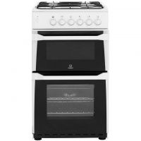 Indesit Advance IT50GW Gas Cooker - White