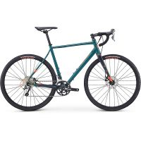 Fuji Jari 1.5 Adventure Road Bike 2020 - Satin Deep Green - 54cm (21