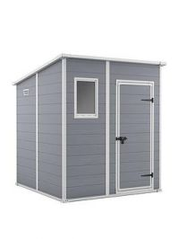 Keter Keter Manor Pent 6X6 Shed