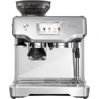 Sage The Barista Touch SES880BSS Bean to Cup Coffee Machine - Stainless Steel / Chrome