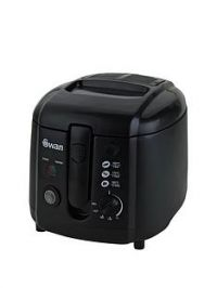 Swan Sd6070B Cool Wall Fryer - Black