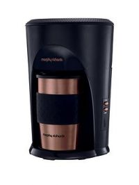 Morphy Richards Morphy Richards Coffee On The Go Filter Coffee Machine 162741 Limited Edition