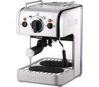 DUALIT D3IN1SS 3-in-1 Coffee Machine ? Stainless Steel, Stainless Steel