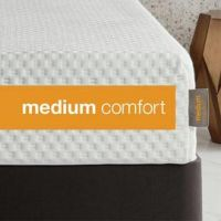 Studio By Silentnight Medium Boxed Double Mattress