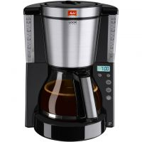Melitta Look IV Timer 6708047 Filter Coffee Machine with Timer - Black