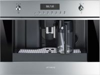 Smeg Classic CMS6451X Built In Bean to Cup Coffee Machine - Stainless Steel