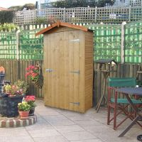 Shire Shire 3' x 2 Wooden Storage Shed
