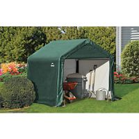 Rowlinson 6 x 6 ft Shed in a Box Garden Storage