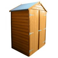 Shire Shire 4' x 3' Wooden Storage Shed