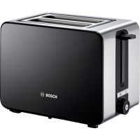 Bosch Sky TAT7203GB 2 Slice Toaster - Black