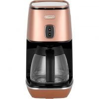 De'Longhi Distinta ICMI211.CP Filter Coffee Machine - Copper