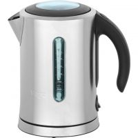 Sage The Soft Open Kettle BKE590UK Kettle - Brushed Steel