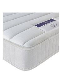 Silentnight Healthy Growth Traditional Sprung Small Double Mattress - Medium Firm
