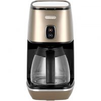 De'Longhi Distinta ICMI211.BZ Filter Coffee Machine - Bronze