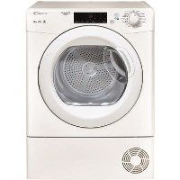 GRADE A2 - Candy GSVC10TG 10kg Freestanding Condenser Tumble Dryer With Bottom Drawer - White
