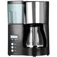 Melitta Optima Timer 6613648 Filter Coffee Machine with Timer - Black