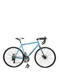 Falcon Falcon San Remo - Mens Steel Road Bike 14 Spd With Dual Disc Brakes