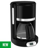 Moulinex FG380B41 Filter Coffee Machine - Black