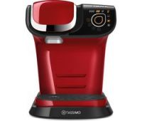 TASSIMO by Bosch My Way TAS6003GB Coffee Machine - Red