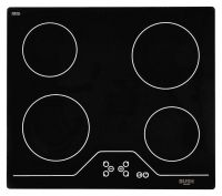 Bush A60CT Electric Ceramic Hob - Black