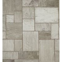 Marshalls Fairstone Riven Harena Silver Birch Mixed Size Paving Patio Pack - 15.25 m2