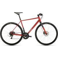 Cube SL Road Bike 2020 - Red - Grey - 56cm (22