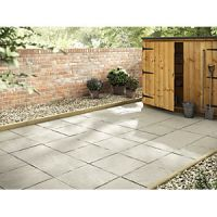 Marshalls Pendle Riven Grey 450 x 450 x 32 mm Paving Slab
