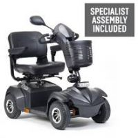 Envoy Mobility Scooter Class 2 - Silver