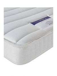 Silentnight Kids Bunk Bed Eco-Friendly Mattress Small Double