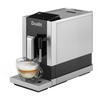 Dualit Bean To Go 85172 Bean to Cup Coffee Machine - Silver / Black