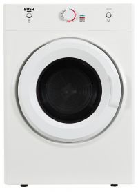 Bush DHB7VTDW 7KG Vented Tumble Dryer - White