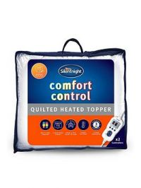 Silentnight Comfort Control Double Heated Mattress Topper