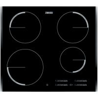 Zanussi ZEI6740BBA 59cm Induction Hob - Black