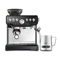 Sage Black 'Barista Express ' bean to cup coffee machine BES875BSUK
