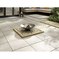 Marshalls Textured Charcoal 450 x 450 x 35mm Paving Slab