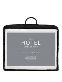 Hotel Collection Ultimate Luxury 5 Cm Memory Foam Mattress Topper