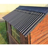 Watershed Roofing Kit for 5 x 7ft Apex Roof - WA06-400-318