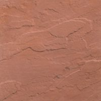 Marshalls Pendle Textured Red 450x450x32 Paving Slab Pack of 60
