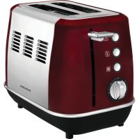 Morphy Richards Evoke 224408 2 Slice Toaster - Red