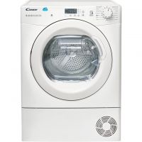 Candy Smart CSH8A2LE 8Kg Heat Pump Tumble Dryer - White - A++ Rated