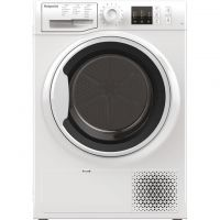 Hotpoint Active Care NTM1081WKUK 8Kg Heat Pump Tumble Dryer - White - A+ Rated