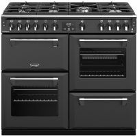 Stoves Richmond S1000G 100cm Gas Range Cooker with Electric Grill - Anthracite - A/A/A+ Rated