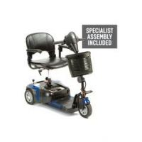 Prism 3 Wheel Mobility Scooter Class 2 - Blue