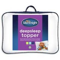 Silentnight Deep Sleep Mattress Topper - Kingsize