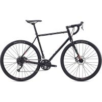 Fuji Jari 2.5 Adventure Road Bike 2020 - Black - 54cm (21