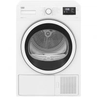 Beko DHR73431W 7Kg Heat Pump Tumble Dryer - White - A++ Rated