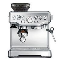 Sage Stainless steel 'Barista Express ' bean to cup coffee machine BES875UK