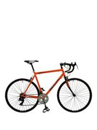 Falcon Super Route Mens Steel Road Bike - 14 Speed